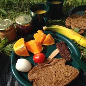 breakfast festival style ala amandish